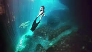 Freediving Tulum