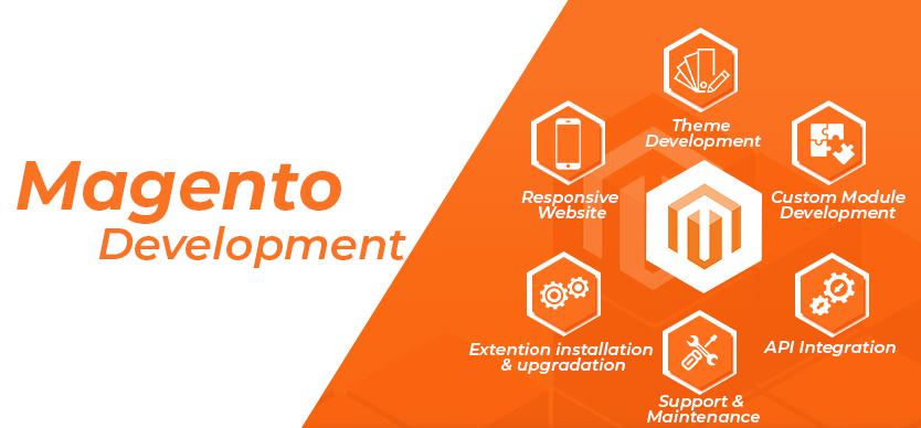 Magento Website Design Service
